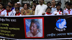 Protests In Dhaka Over Video Of 13-Year-Old Being
