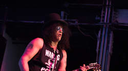 Slash au Métropolis le 24