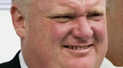 Rob Ford's Cowardly