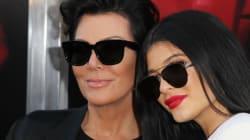 Kris et Kylie Jenner portent le même maillot... à 25 ans d'écart