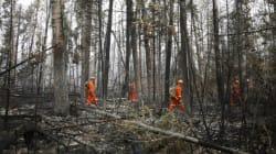 Feux de forêt: un soldat se perd... en allant