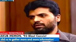 Yakub Memon To Be Hanged On July 30 If SC Rejects Mercy Petition: