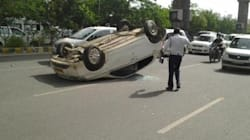Gurgaon Firing: Unidentified Men Shoot At Car On MG Road; 1