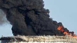 Incendie de Berre-l'Etang: les drôles de coïncidences d'un