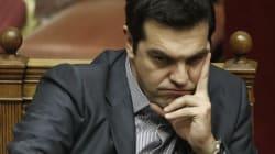 Il giorno del voto in Parlamento. Chi va, chi resta: Syriza in