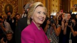 Hillary rivendica i suoi meriti sull'Iran e promette: