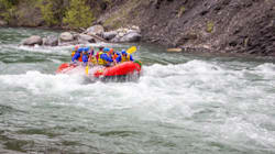 Where to Go Whitewater Rafting Right Outside