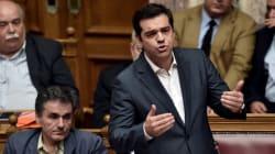 Le Parlement grec adopte le troisième plan d'aide à