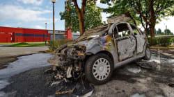 14 juillet: le nombre de voitures brûlées et de gardes à vue en