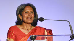 Indian American Woman Recognised By The White House For Encouraging Hindus To Take Care Of