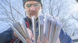 Transformations à Postes Canada: la difficile marche d'un facteur