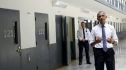 Prima visita di un presidente Usa in carcere. Obama preme per riformare il