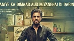 Shah Rukh Khan In And As 'Raees' Is A Complete