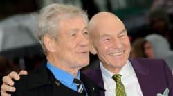 VIDÉOS - Ian McKellen et Patrick Stewart récitent des chansons de Taylor