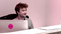What Would You Do If Harry Potter Was Your Receptionist? Probably