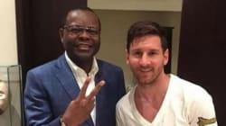 La visite de Messi au Gabon ne fait pas plaisir à tout le