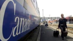 Reprise du service de Via Rail vers