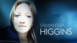 Samantha Higgins conduite à son dernier