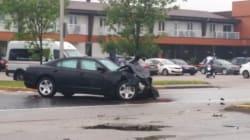 Trois morts dans un accident impliquant une voiture de la