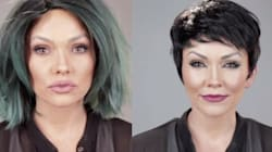 Cette maquilleuse se transforme en quatre Kardashian en moins de deux minutes