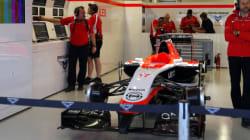 Le numéro de course 17 de Jules Bianchi désormais