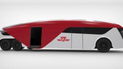 Un concept d'autobus plus humain et