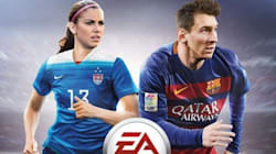 FIFA 16 accueille des footballeuses sur ses jaquettes (mais pas en
