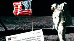 L'Homme est-il vraiment allé sur la Lune?
