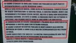 Manifesto contro Bifolco, Sap: