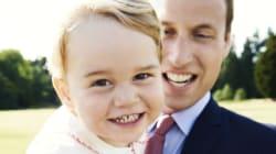 Prince George devenu une icône de mode à 2 ans fait