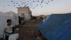 Comment les camps de réfugiés syriens sont devenus de véritables petites