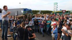 Calvados: le mouvement local des éleveurs en passe d'être