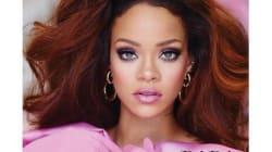 Rihanna lance