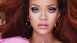 Rihanna Channels Barbie In New Fragrance