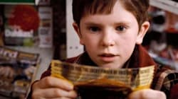 Charlie From 'Charlie And The Chocolate Factory' Is All Grown