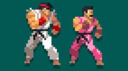 Mudando o caráter da sociedade, um Ryu por