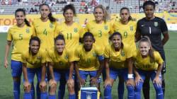 Elas aplicaram MAIS UMA goleada e colocaram o Brasil na final do