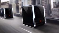 Ce projet donne déjà un coup de vieux à la voiture autonome