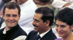 Robert Vadra Caught In The Monsoon Session Storm For 'Demeaning'