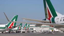Domani sciopero Alitalia, cancellato il 15% dei