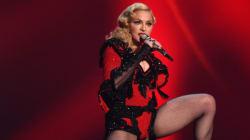 Madonna se compare à