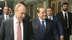 Berlusconi assure que Poutine le voudrait comme ministre de