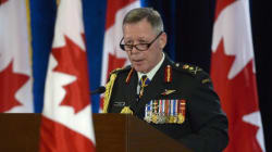 New Military Chief Reveals Plan To Tackle 'Endemic'