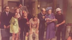 Florinda Meza posta fotos raras do seriado 'Chaves' no