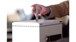 Élections fédérales: début du vote par