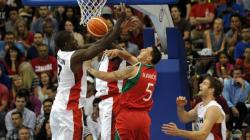 Canada Downs Mexico To Make Men's Basketball