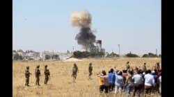 Des positions de Daech bombardées par la