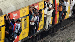 Indian Fencing Champion Boards Women's Compartment To Check On Ailing Wife, Thrown Off Train,