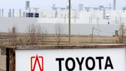 Toyota To Drive Jobs In Woodstock,