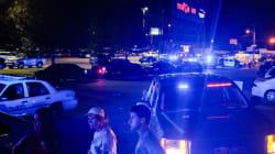 映画館で銃乱射、3人が死亡